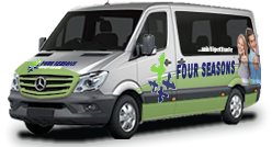 Four Seasons Travel Shuttles