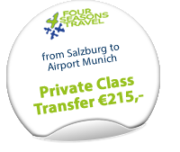 Private Class Transfer Salzburg
